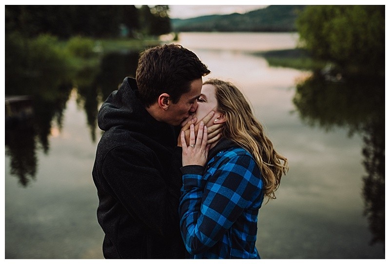 Kamloops Engagement Session