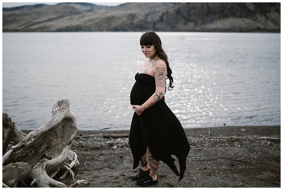 Kamloops Maternity Session