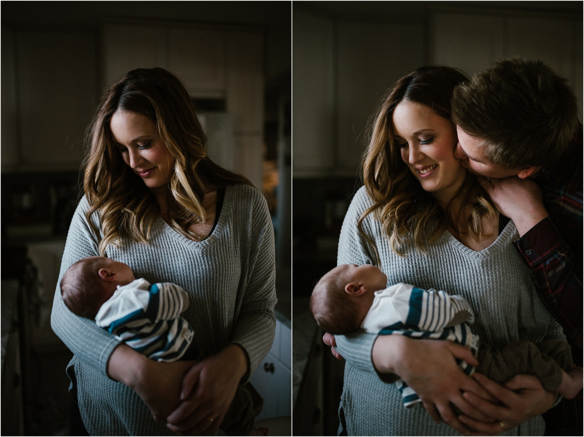 Cozy Kamloops Family Session
