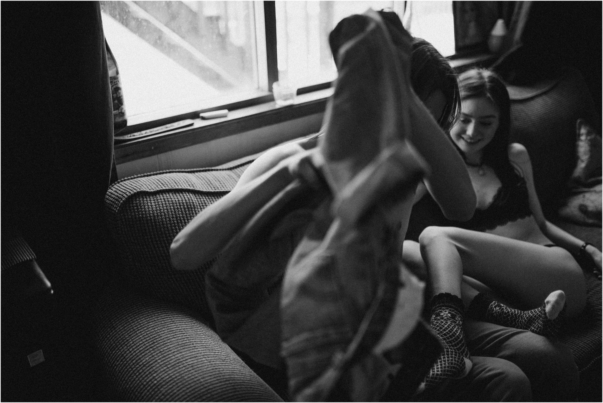 Couples Boudoir Photographer