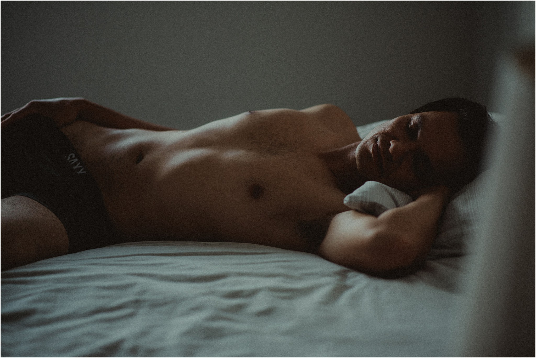Male Boudoir Photographer